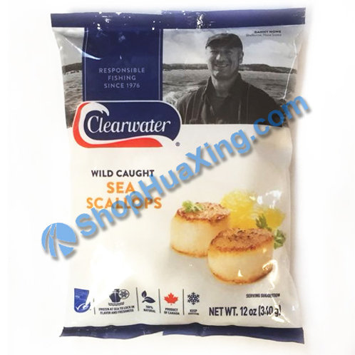 06  Clearwater Sea Scallops 干贝 12oz