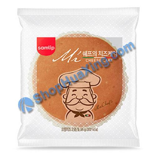 04 Samlip Chef's Cake w/ Cheese 芝士蛋糕 105g