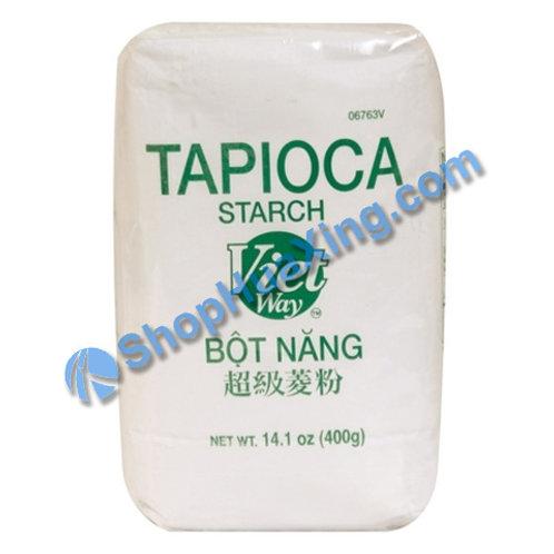 03 Viet Way Tapioca Starch 超级菱粉 14.01oz