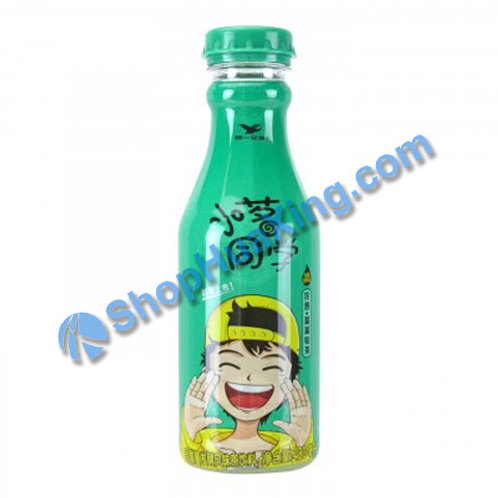 04 Green Tea Liu Liu Tea 统一小茗同学 溜溜哒茶 480ml