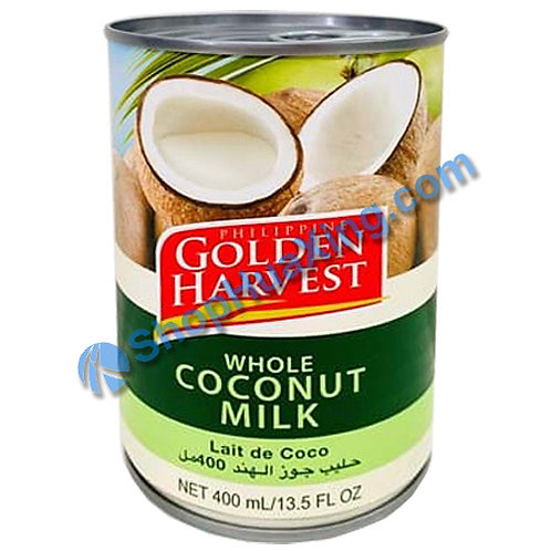 04 Golden Harvest Whole Coconut Milk 椰奶 400ml