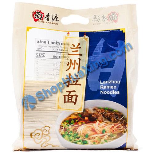 03 Lan Zhou Ramen Noodles 面香源 兰州拉面 4LB