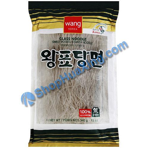 03 Wang Glass Noodle Sweet Potato Starch Noodle 韩国红薯粉丝 340g