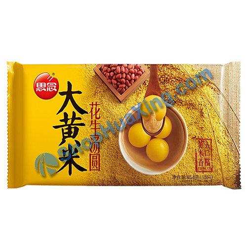 05 Synear Sticky Millet Rice Ball w. Peanut 思念 大黄米花生汤圆 454g