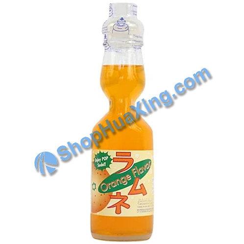04 Toko Orange Flavor Ramune 弹珠汽水 香橙味 200ml