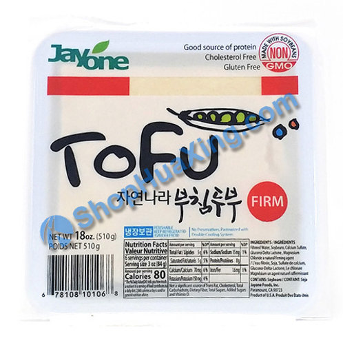 04 Jayone Firm Tofu 老豆腐 红色 18oz