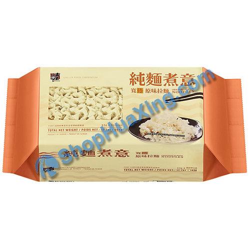 03 Original Flv. Noodles 五木纯面煮意 宽捲原味拉面 504g