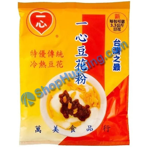 03 Soybean Pudding Powder 一心豆花粉 80g