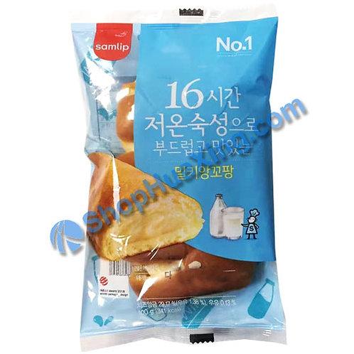 04 Samlip Soft Bread w. Cheese Paste 芝士酱面包 100g