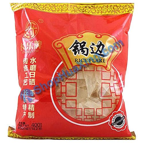 03 Rice Flakes 长乐牌 锅边 400g
