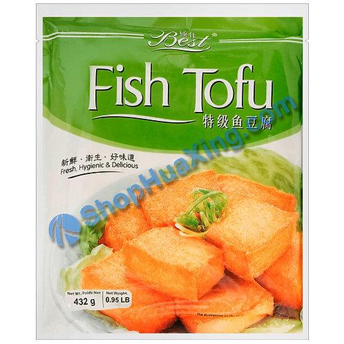 05 Best Fish Tofu 极佳 特级鱼豆腐 432g