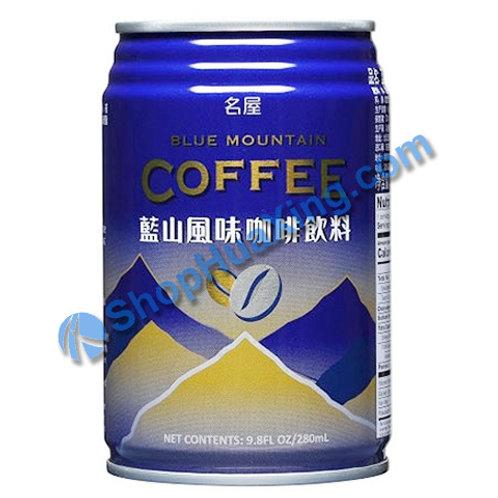 04 Brazil Coffee 名屋 蓝山风味咖啡饮料 280ml