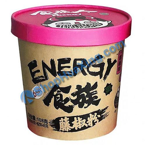 03 Energy Spicy Convenient Vermicelli 食族人藤椒粉 108g
