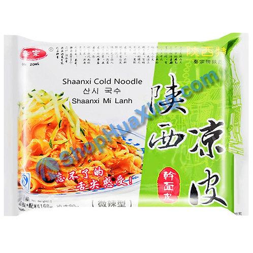03 Shaanxi Cold Noodle Mild Spicy Flv 秦宗陕西凉皮 微辣型 168g
