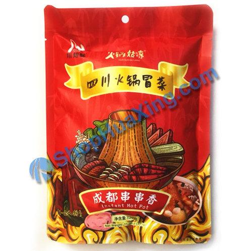05 Instant Hot Pot Szechuan Style  川知味 火锅冒菜 成都串串香 320g