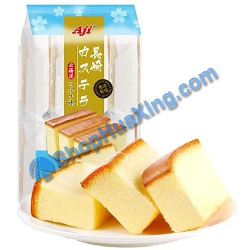 07 Aji Cake Milky Flv 长崎蛋糕 北海道牛奶味 330g