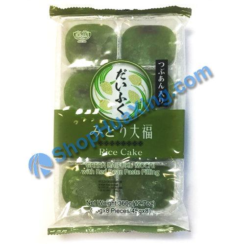 04 Royal Family Green Mochi w/ Red Bean Paste 皇族 绿大福 360g
