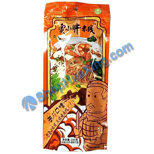03 JXP Rice Noodle Tomato Flv 贾小胖米线 番茄口味 191g