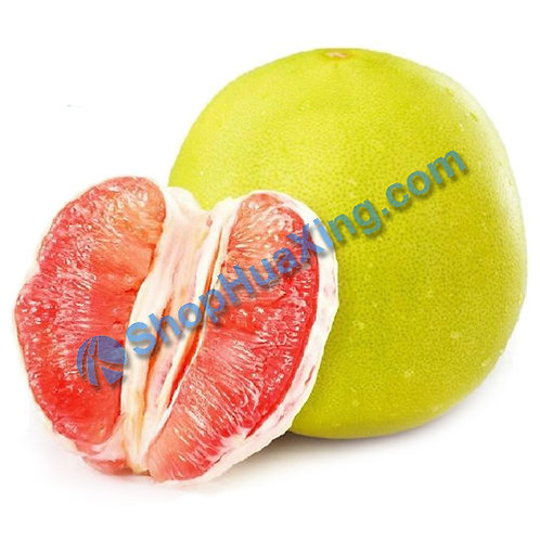 01 Pomelo Red Meat 1.3-1.7LB 红肉柚子 /包