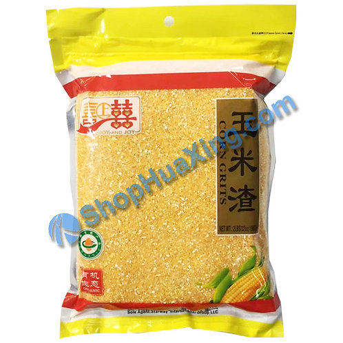 04 Corn Grits 喜上喜 玉米渣 2LB