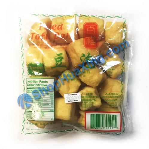 04 Fried Tofu 金港 油炸百福豆泡 150g