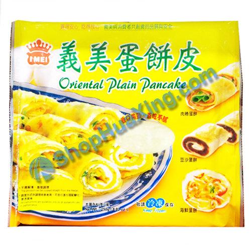 05 Imei Oriental Plain Pancake 义美蛋饼皮 250g