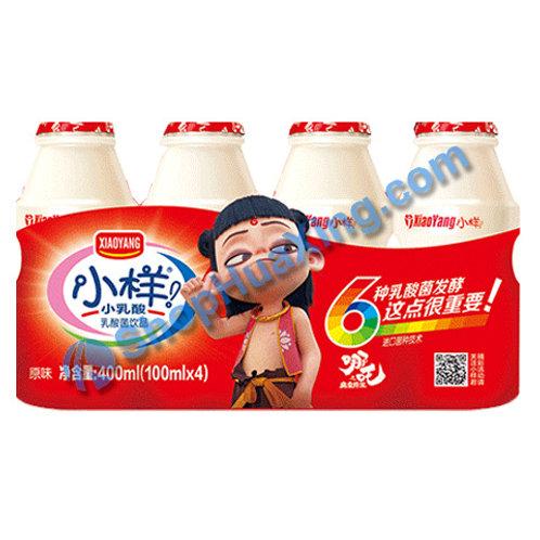 04 Yogurt Drink 小样 乳酸菌饮料 原味 400g