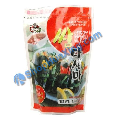 01 Assi Salted Kelp 韩国盐渍海带 400g