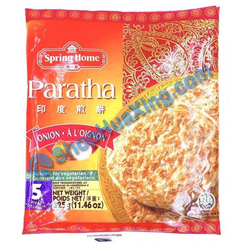 05 Roti Paratha Onion Flv. 第一家 印度煎饼 洋葱味 325g