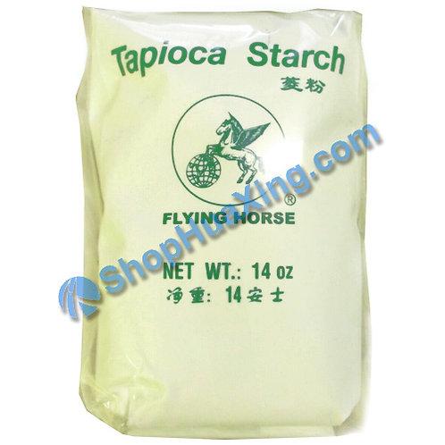 03 Flying Horse Tapioca Starch 飞马牌 菱粉 14oz