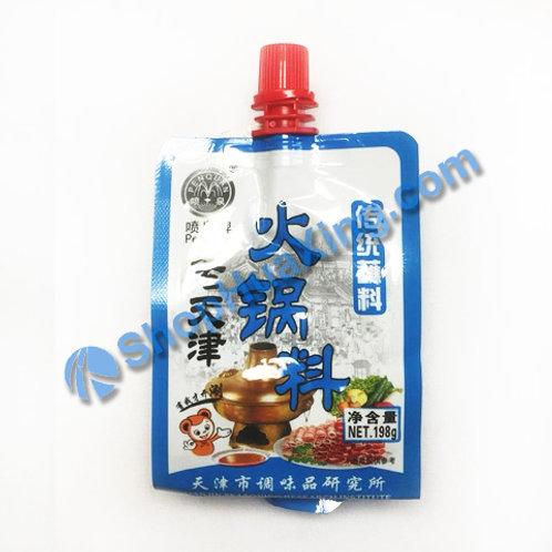 05 Hot Pot Dipping Sauce 喷泉 火锅料 传统蘸料 198g