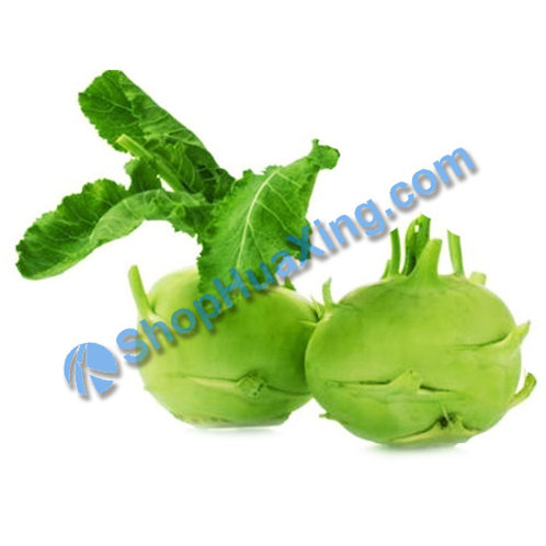 01 Turnip Cabbage / Kohlrabi 0.9-1.2LB 菜果 大头菜 /包