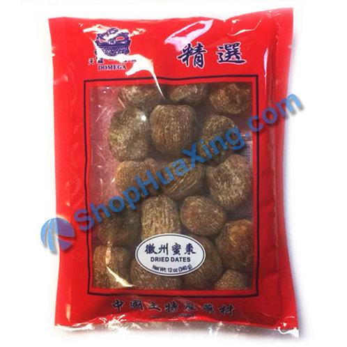04 Dried Dates 天宝 徽州蜜枣 12oz