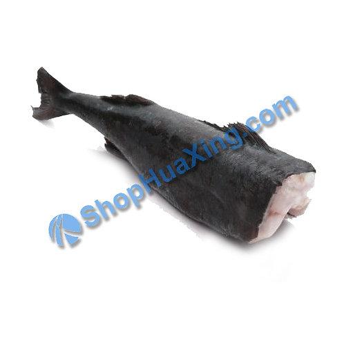02 Alaska Wild Black Cod Gutted No Head 3.0-3.4 LB 阿拉斯加野生黑鳕鱼 去头去内脏 /EA