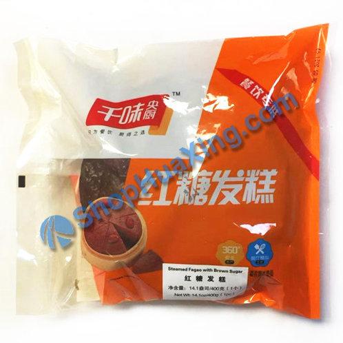 05 Steamed FaGao w/ Brown Sugar 千味央厨 红糖发糕 400g