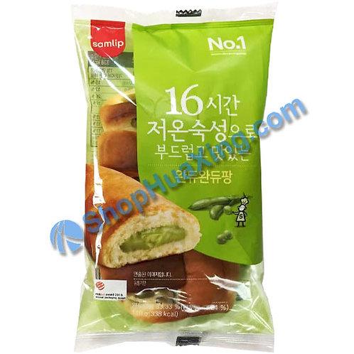 04 Samlip Soft Bread w. Pea Paste 豌豆酱面包 110g
