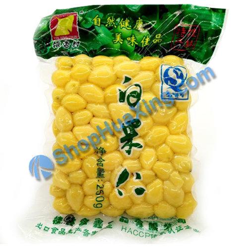 01 Gingko Nut 银杏村 鲜白果仁 250g