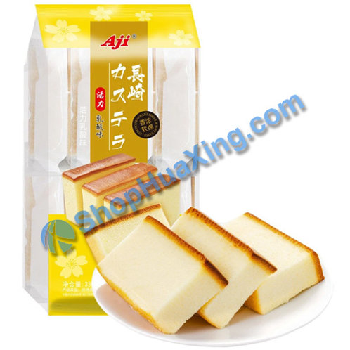 07 Aji Cake Yogurt Flv 长崎蛋糕 活力乳酸味 330g
