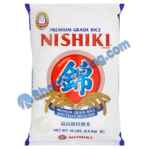 04 Nishiki Rice 锦米 15LB