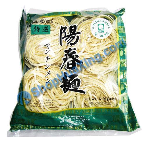 03 Dried Noodle 金之味 阳春面 340g