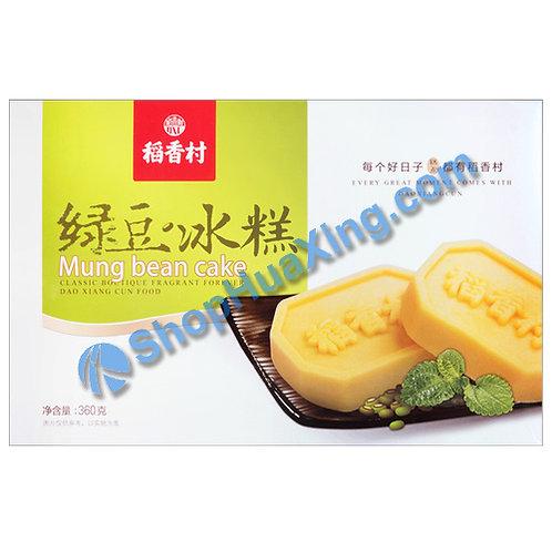 06 DXC Mung Bean Cake 稻香村 绿豆冰糕 360g