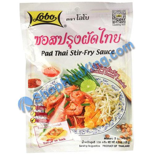 05 Lobo Pad Thai Stir-Fry Sauce 泰式金边粉炒酱 120g