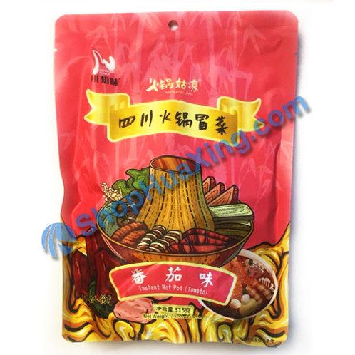05 Instant Hot Pot Tomato 川知味 火锅冒菜 番茄味 315g