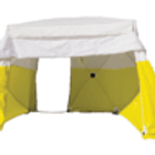 Dual Entry Tents - 8' W x 8' L x 6.5' H