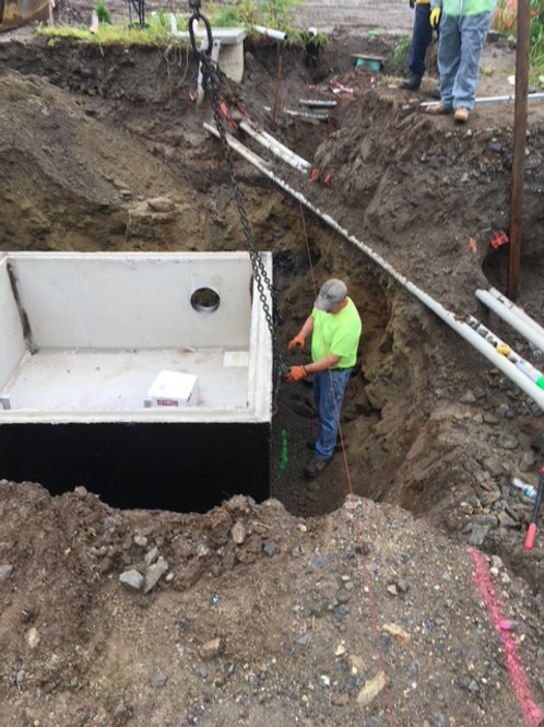 Pump Station installation and repairs