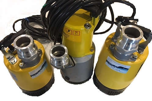 """NW 511 - 2"""" Submersible Pump 1/2 HP"""