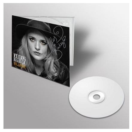 Wildfire CD (signed)
