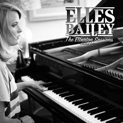 The Elberton Sessions Vinyl (signed)