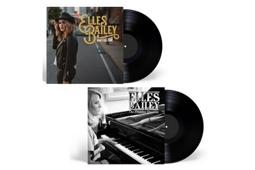 3 Vinyl Bundle (signed)