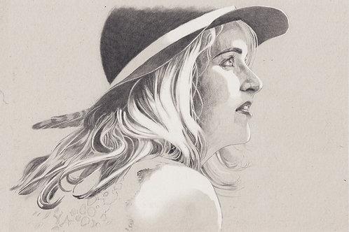 Limited Edition Portrait Print